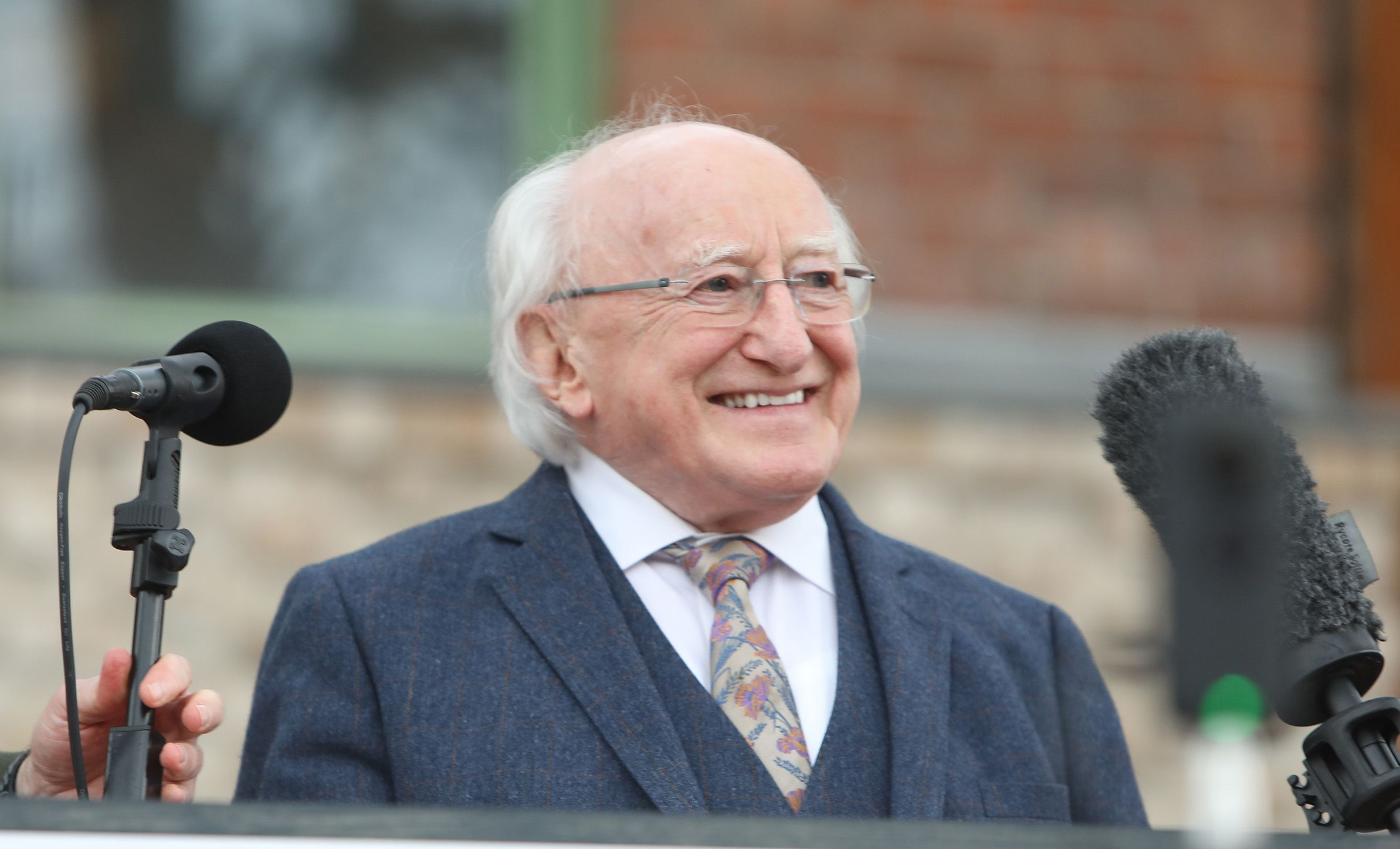MISSING SOMETHING: President Higgins' thinking on colonialism is clear-eyed, but only up to a point