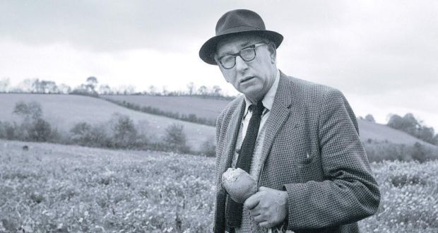 VERSE CASE SCENARIO: If 2020 was the year of Seamus Heaney, 2021 is the year of Patrick Kavanagh