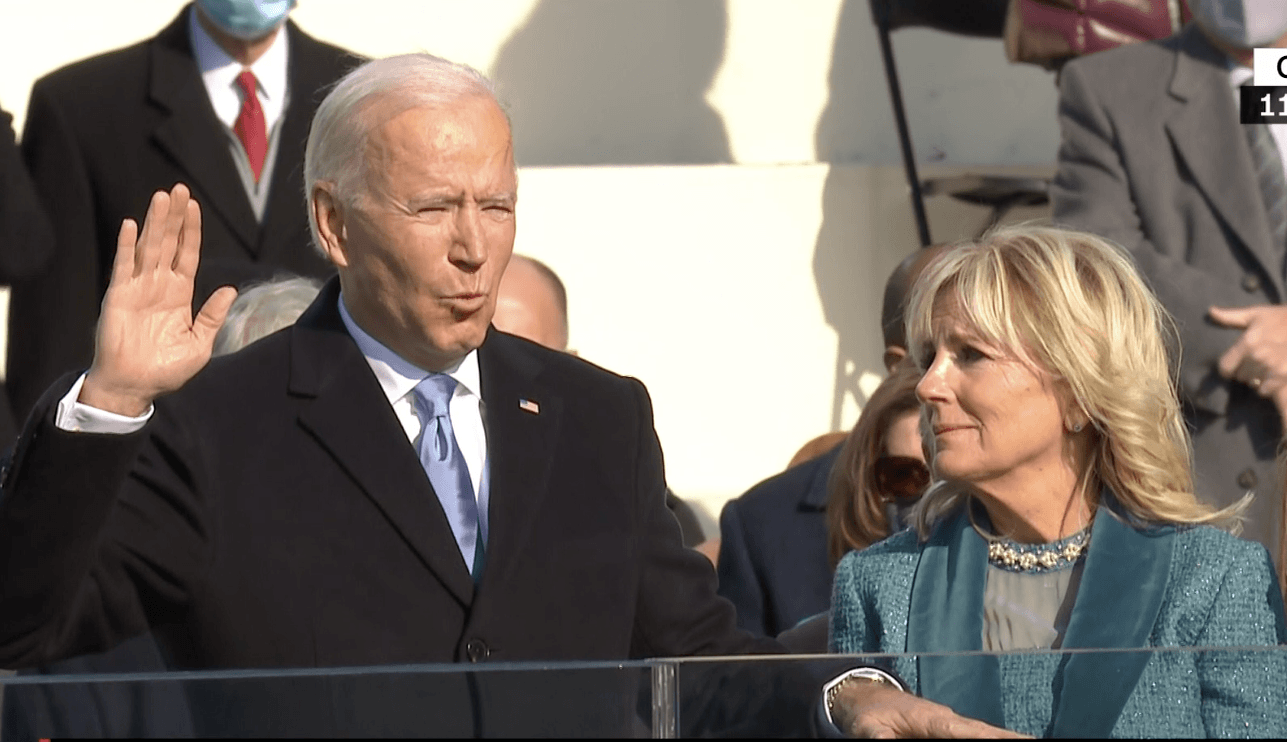 APPOINTMENT OF ENVOY IMMINENT: President Joe Biden who has repeatedly underlined his commitment to the Irish peace process