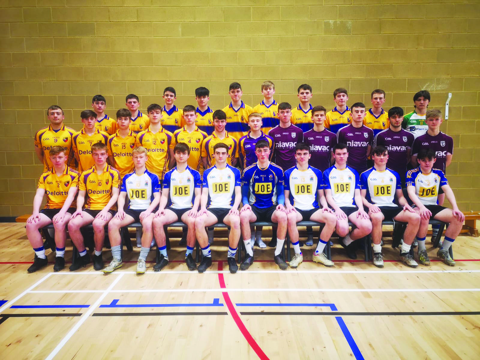 Our Lady and St Patrick's College, Knock, were due to face St Patrick's, Magherafelt in the 2020 MacLarnon Cup final but the pandemic ensured the game was never played