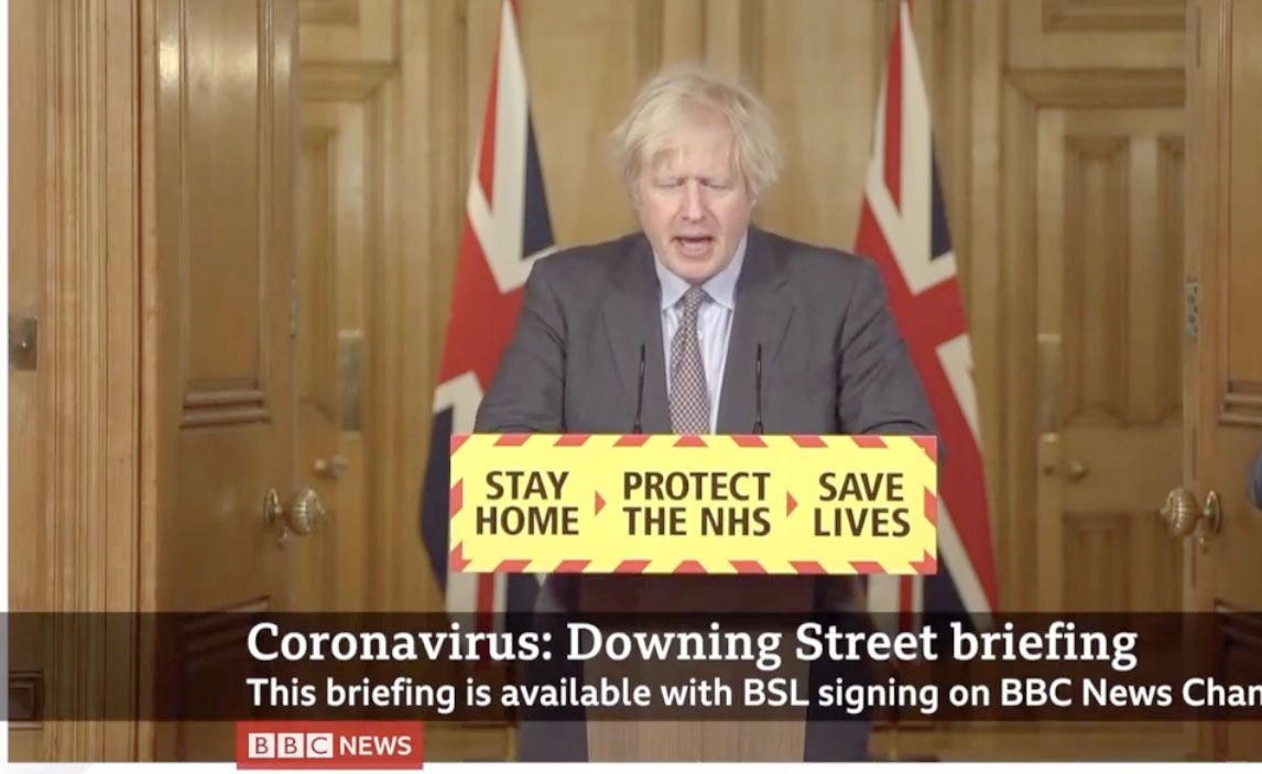 FAWNING: Unionism calls for the adoption of Boris Johnson strategies despite his appalling record