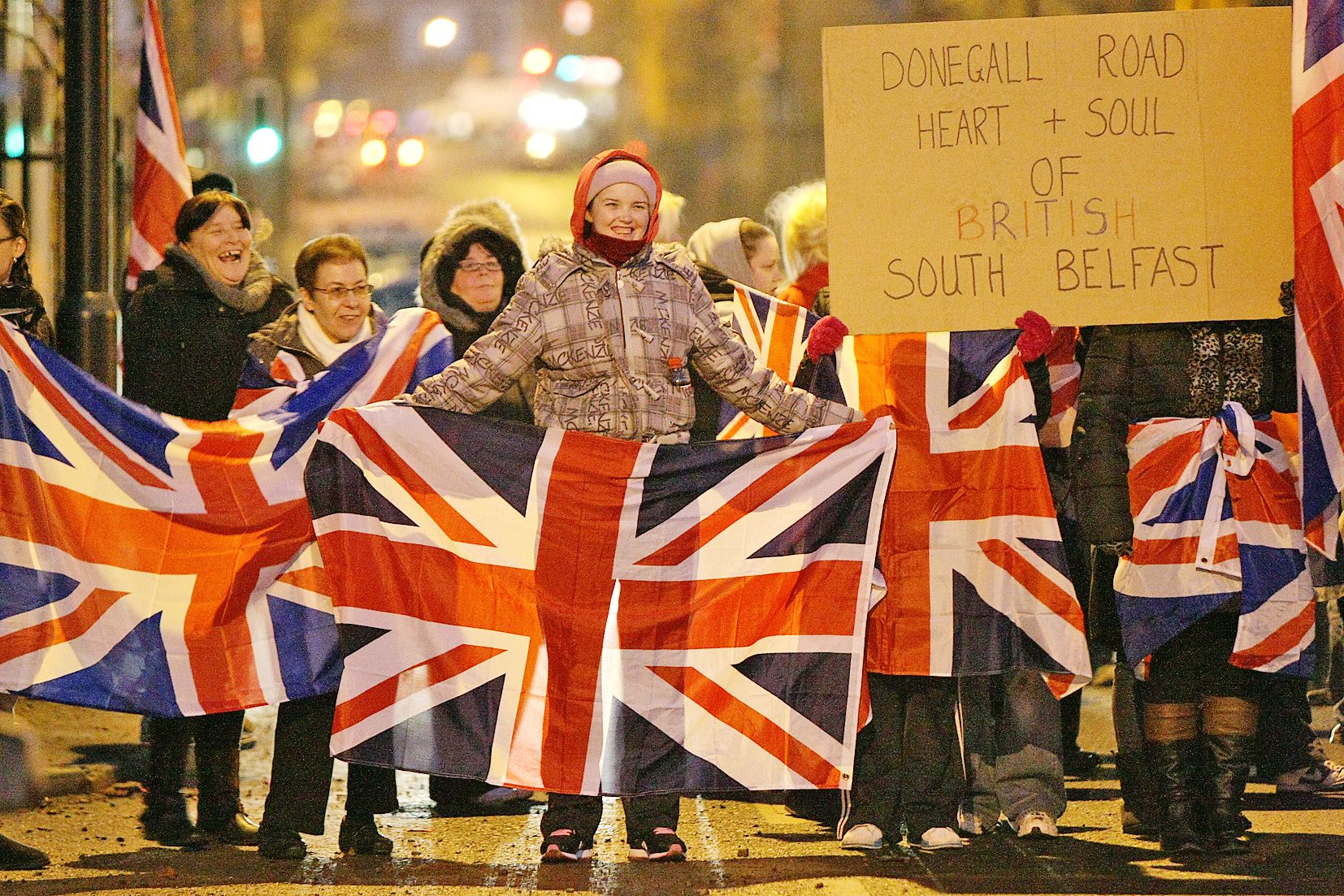 "UNIONISM IN CRISIS: ""Expect the dire warnings to increase\""."