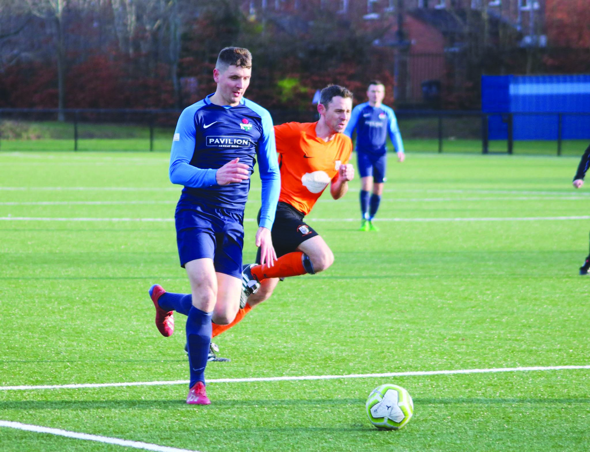 Aquinas were due to play in a condensed Division 1A, Section B, but manager Barry Baggley is happy for his team to return in August when it is hoped the competitions can be played as normal