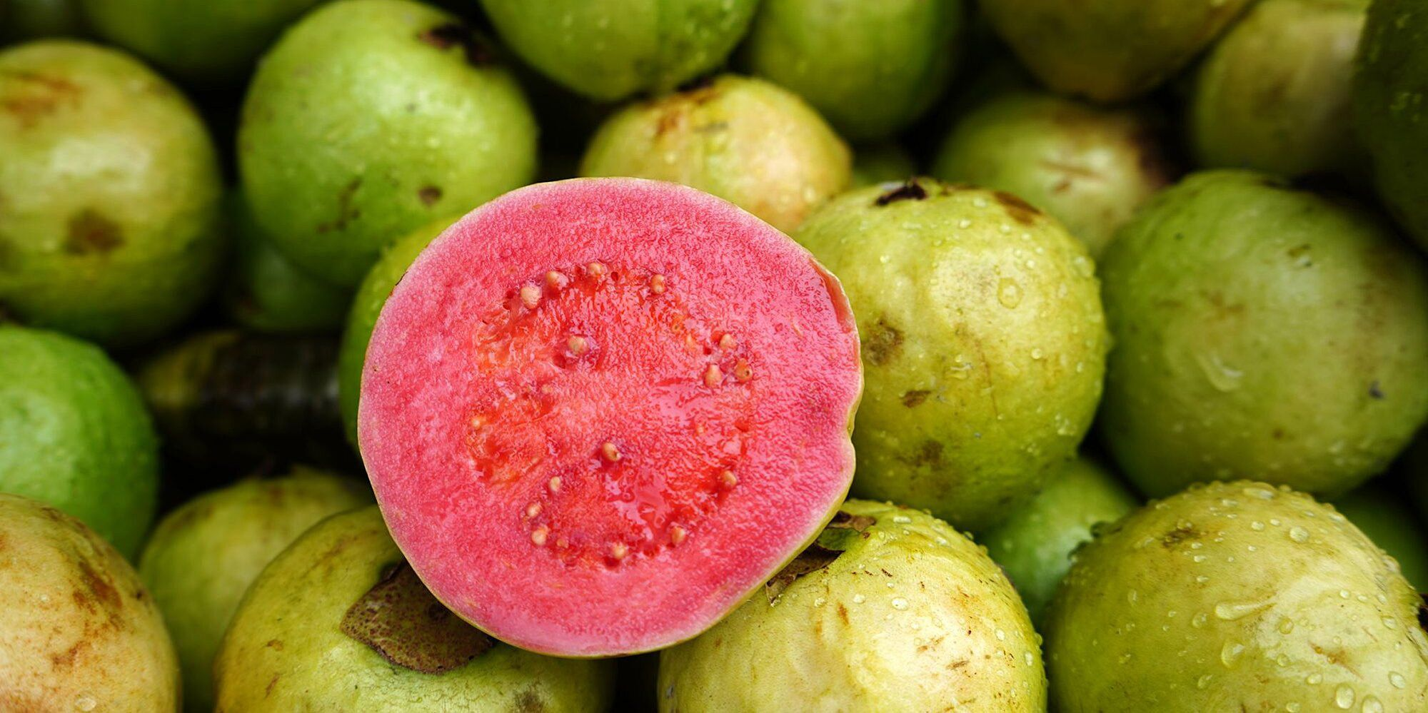 SUPERFRUIT: In Africa the guava is considered an excellent treatment for constipation