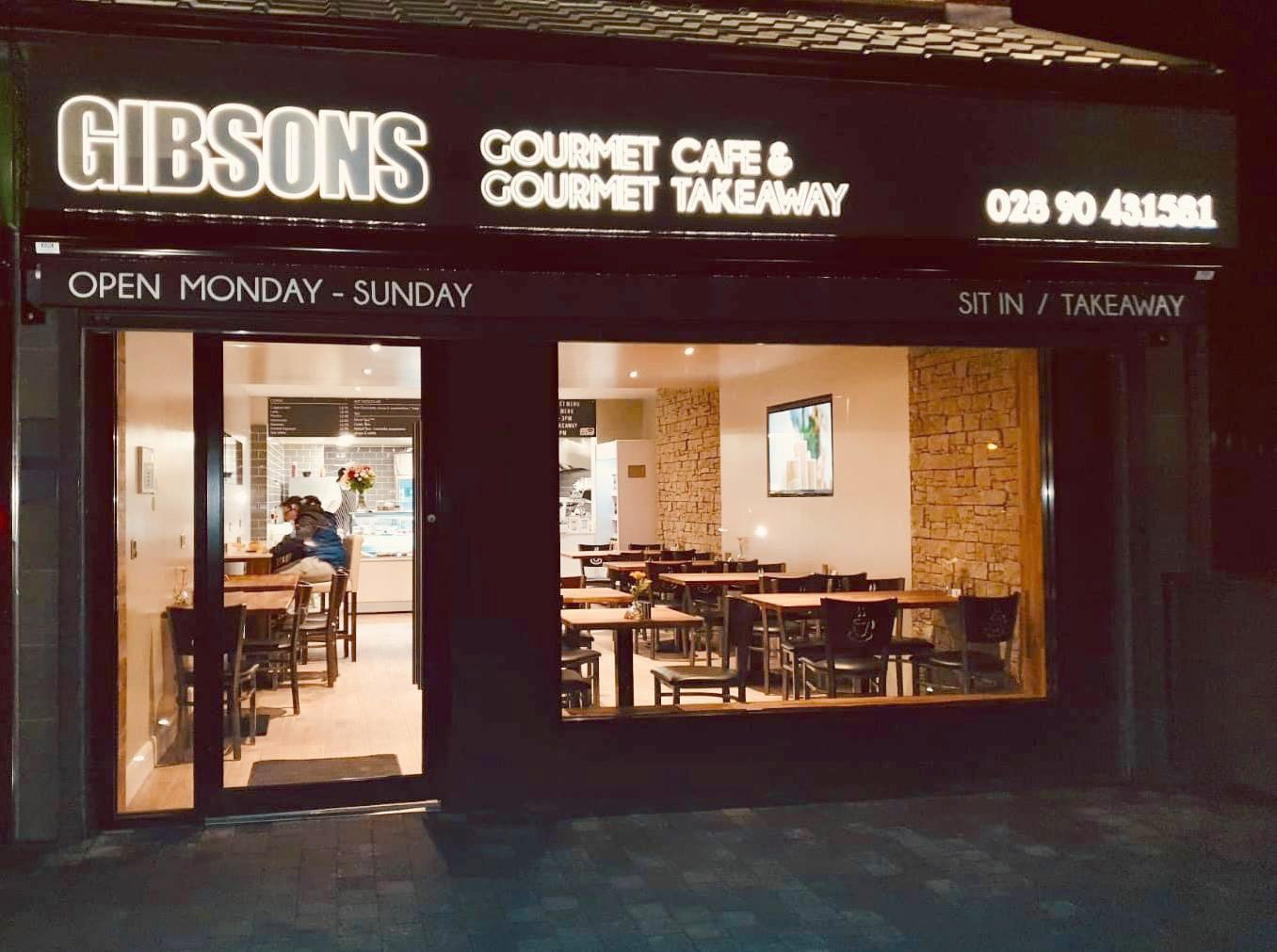 MOUTHWATERING CHOICES: Gibson's is a family-run business that really does have it all!