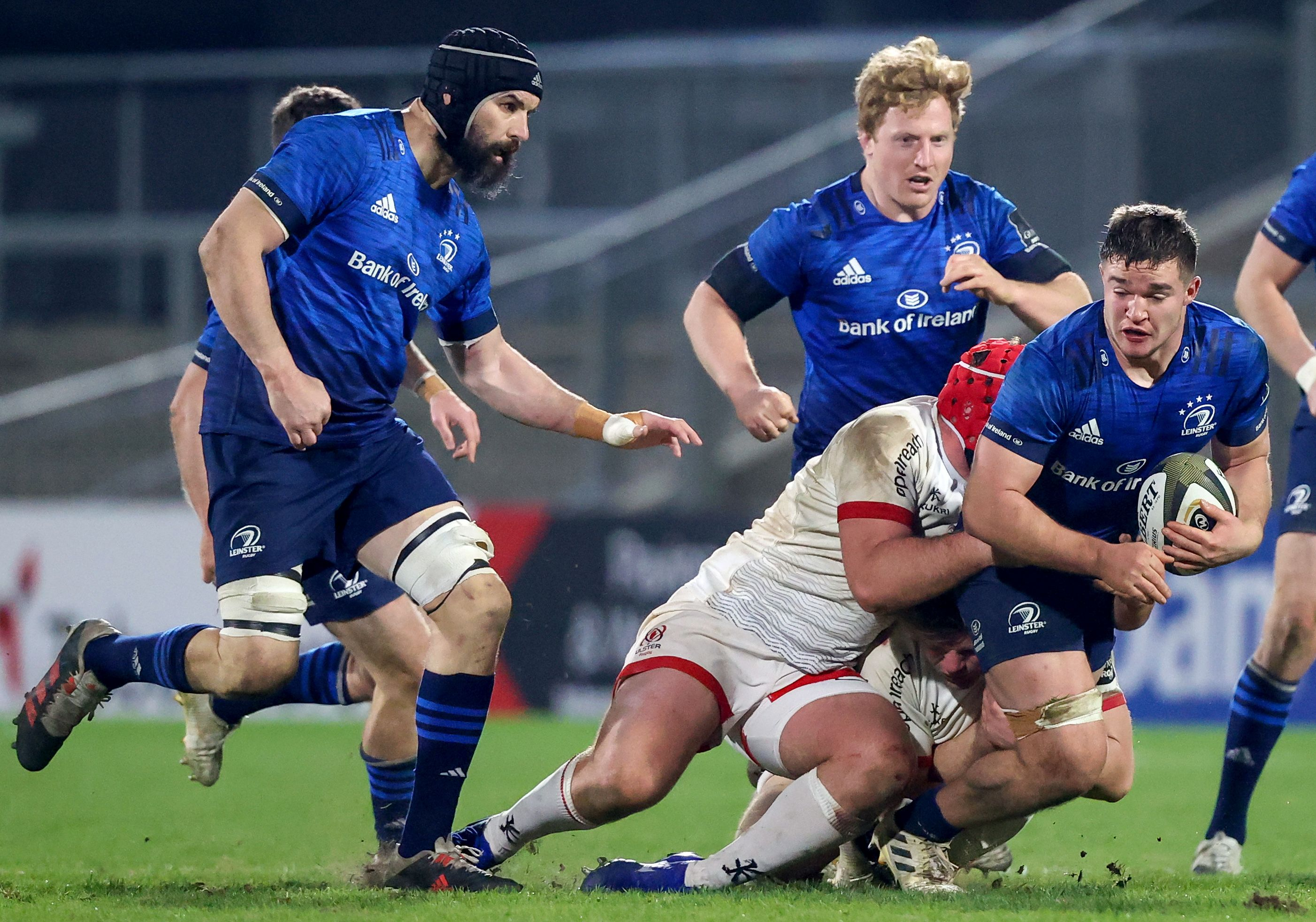 Despite the disappointment of last week\'s loss, Ulster intend to keep building towards next month\'s European Challenge Cup tie against Harlequins