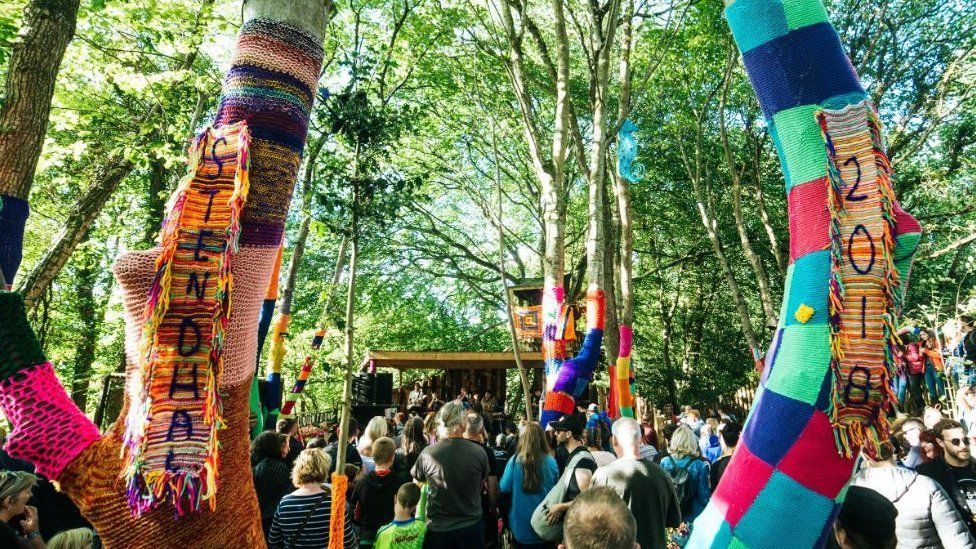 THE GREAT RETURN:The Stendhal Festival in Limavady could make a return in the summer