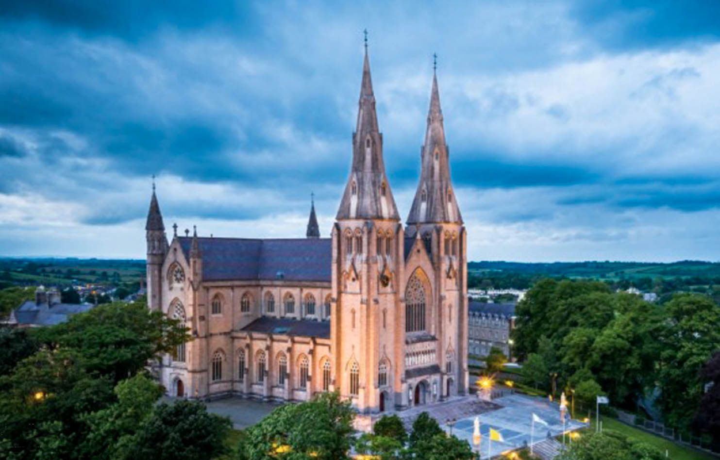 LANDMARK: St Patrick's Cathedral, Armagh