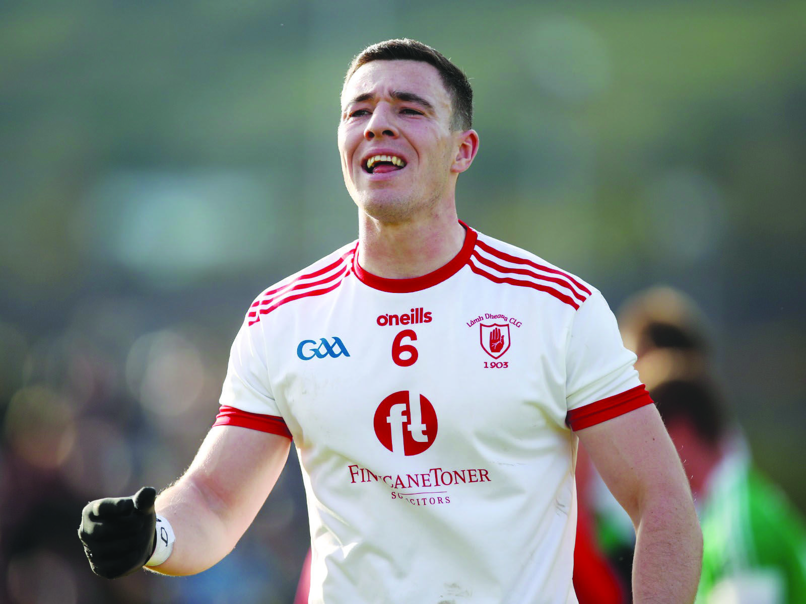 Lámh Dhearg's Declan Lynch believes there are six or seven teams capable of lifting the Padraig McNamee Cup this year