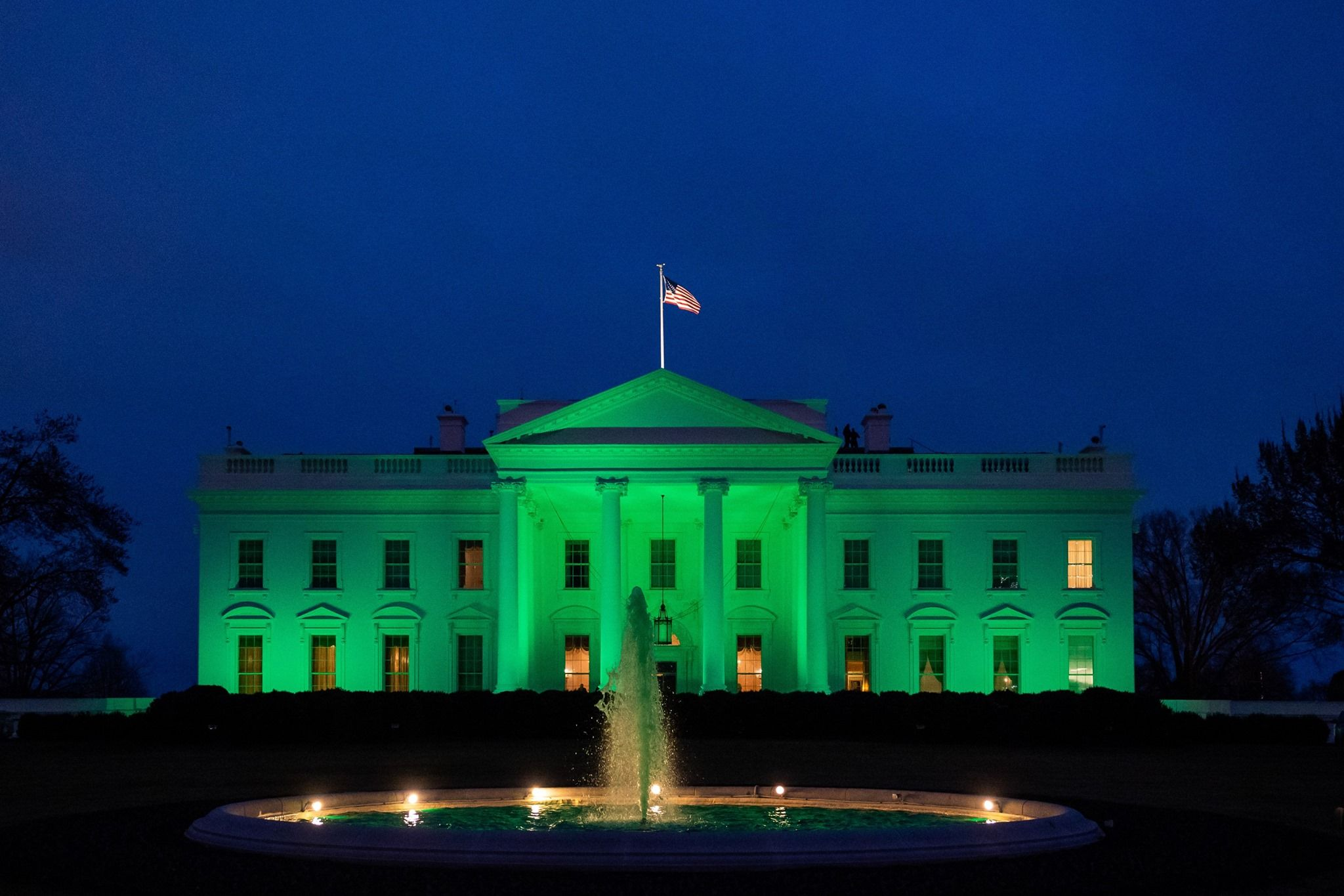 GREEN TEAM: Since the arrival of Joe Biden there\'s been a greener hue to the White House — and a torrent of the green stuff being distributed across society.