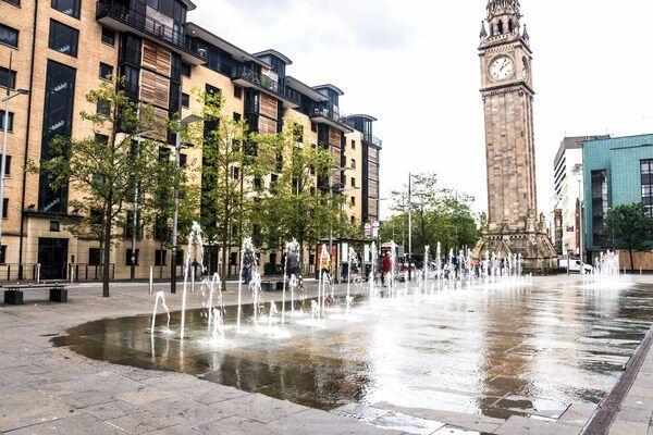 TIME, GENTLEMEN, PLEASE: The Albert Memorial Clock in Belfast