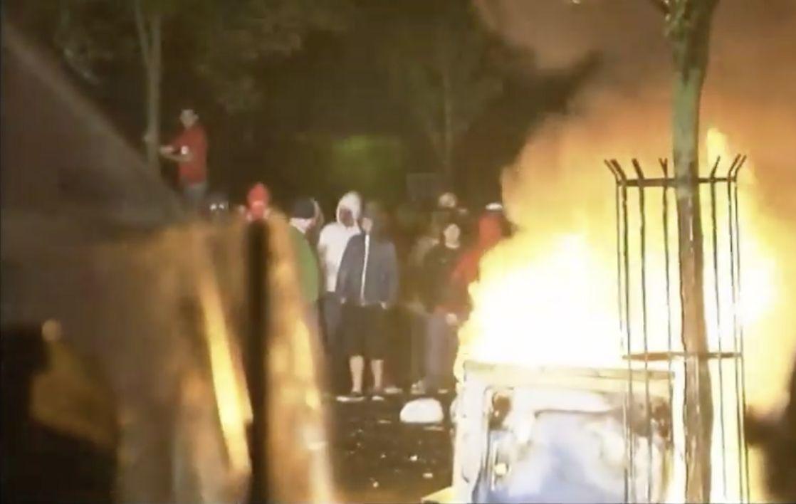 FLASHPOINT: Loyalist unrest in Belfast