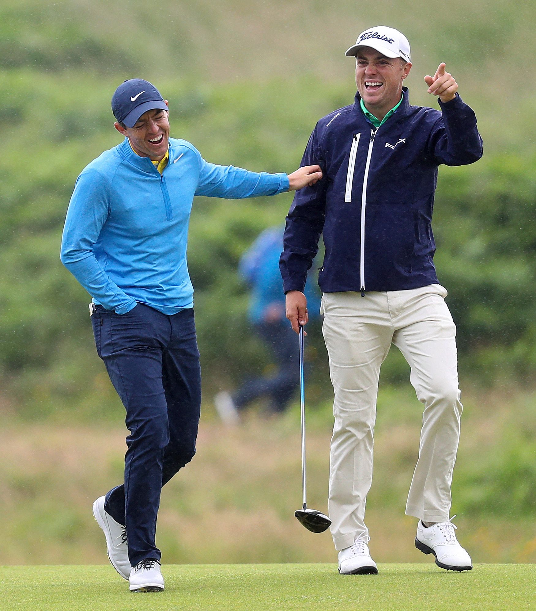 Justin Thomas (12/1) can claim in his second major title at the US Masters at Augusta National this week while Rory McIlroy looks a good each-way punt to sneak into the places at 16/1