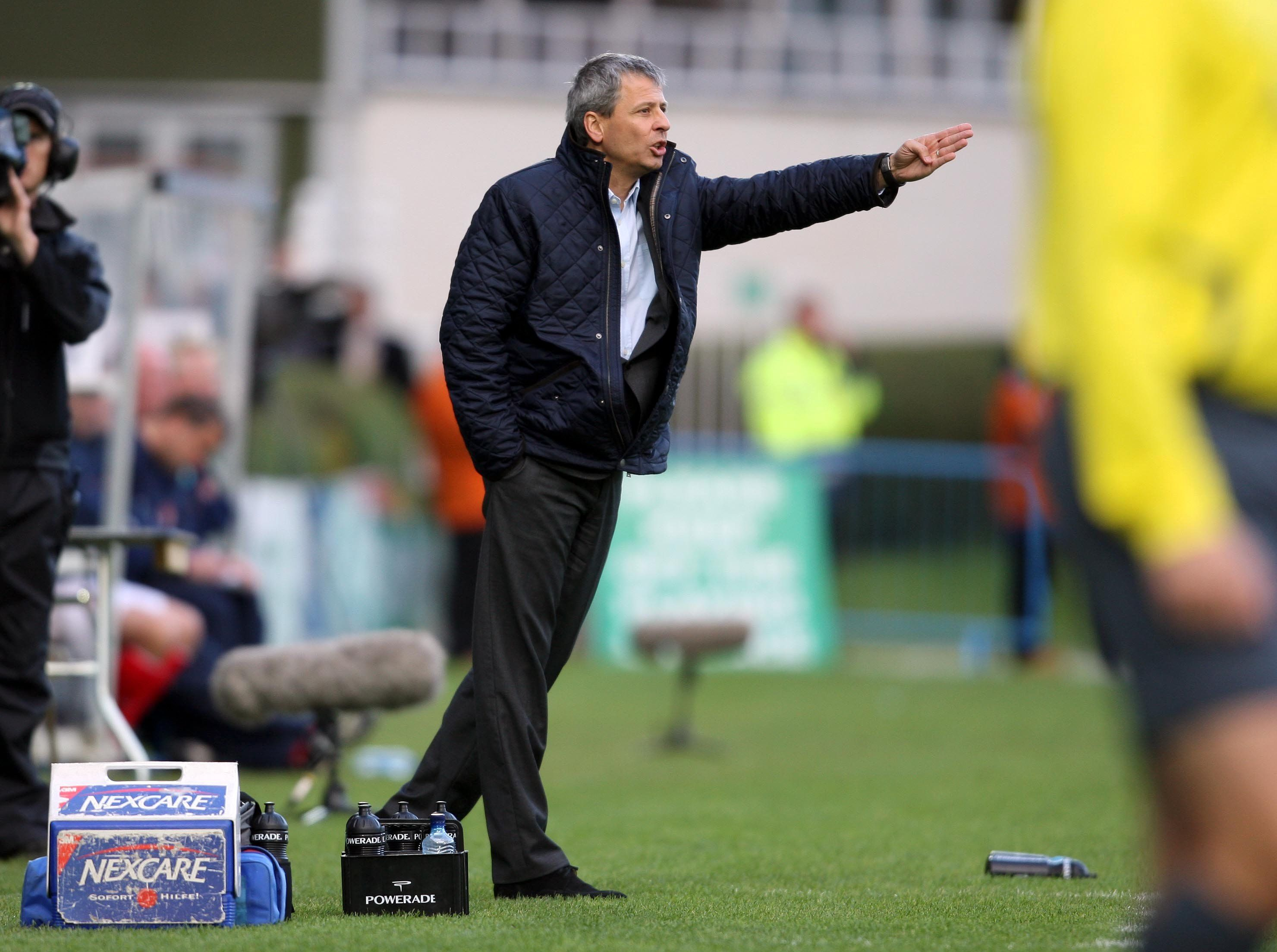 Swiss-native Lucien Favre is the latest name to be linked with he Celtic job