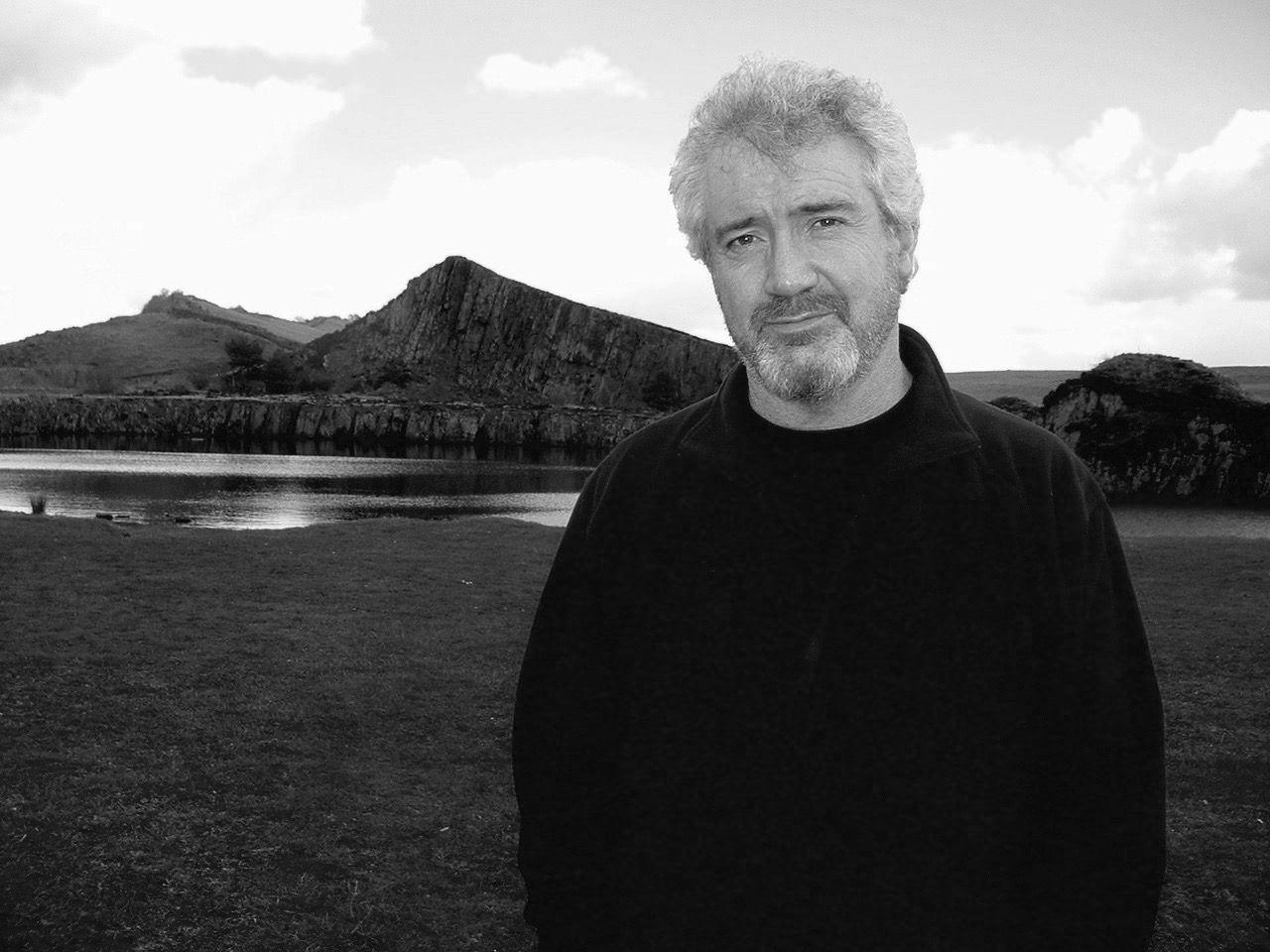 CREATIVE: Artist and poet Noel Connor's new offering