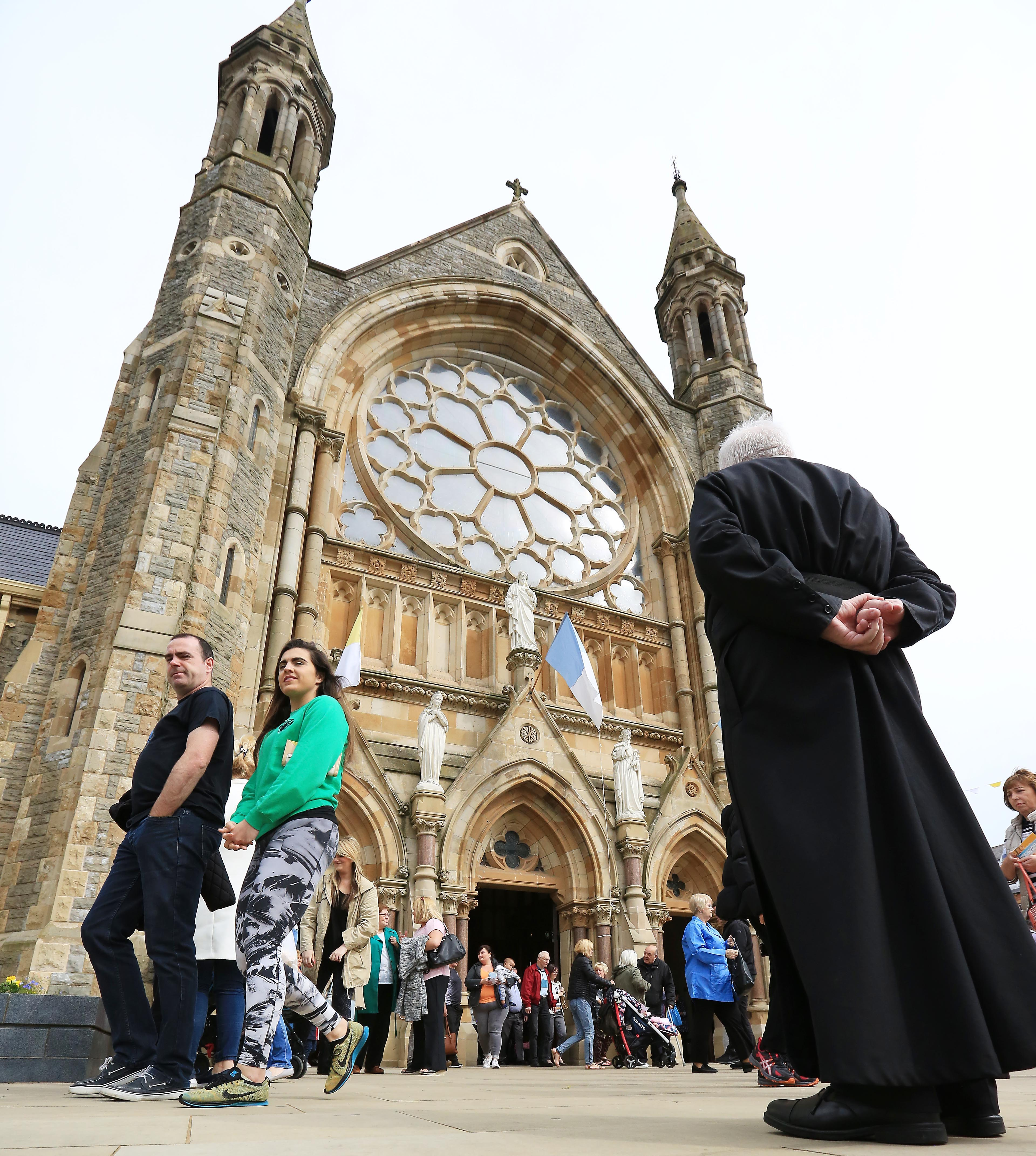 MIRACLE: A visit to Clonard set Frank on a new path