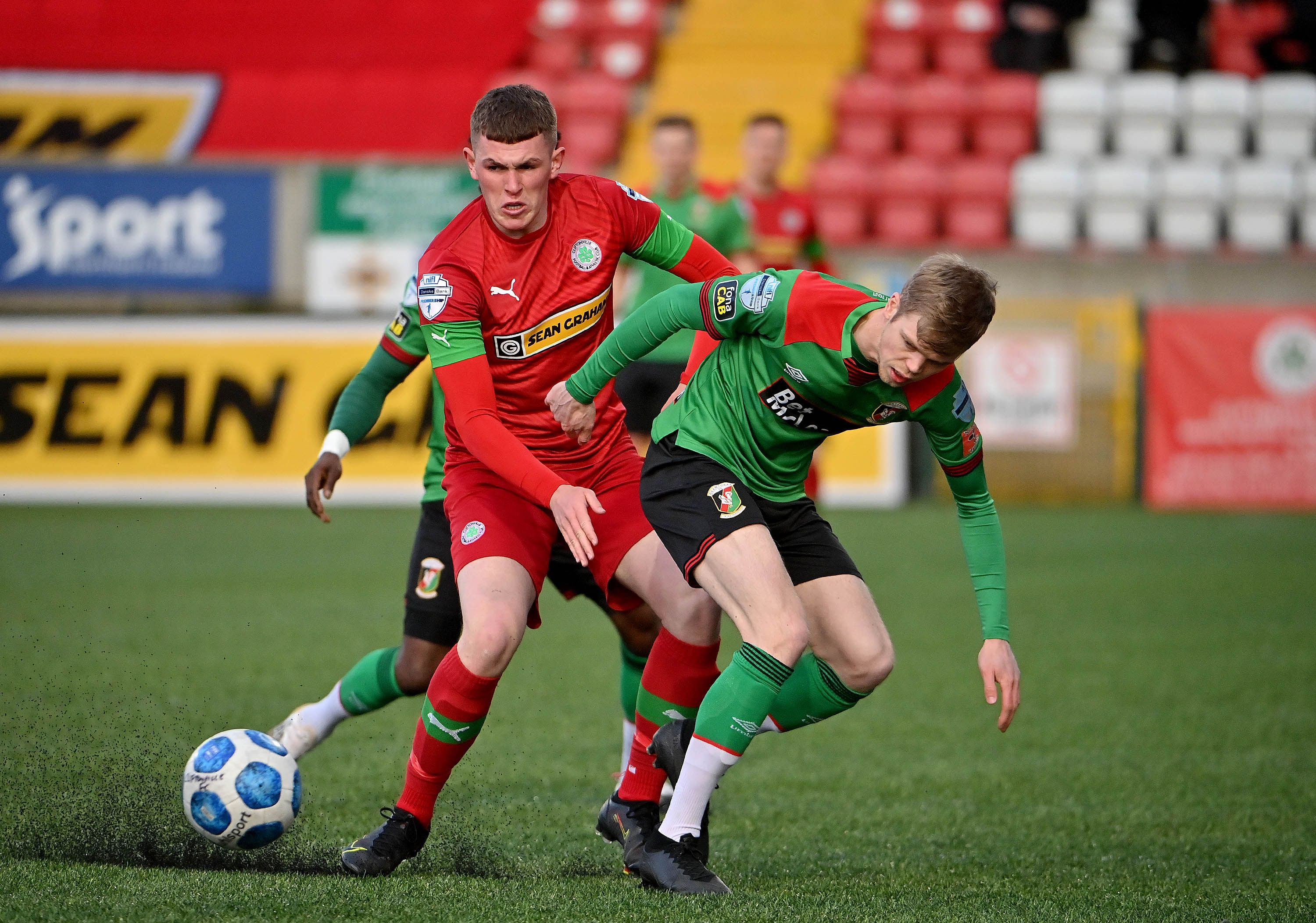 Aaron Donnelly is an injury doubt for this evening\'s game