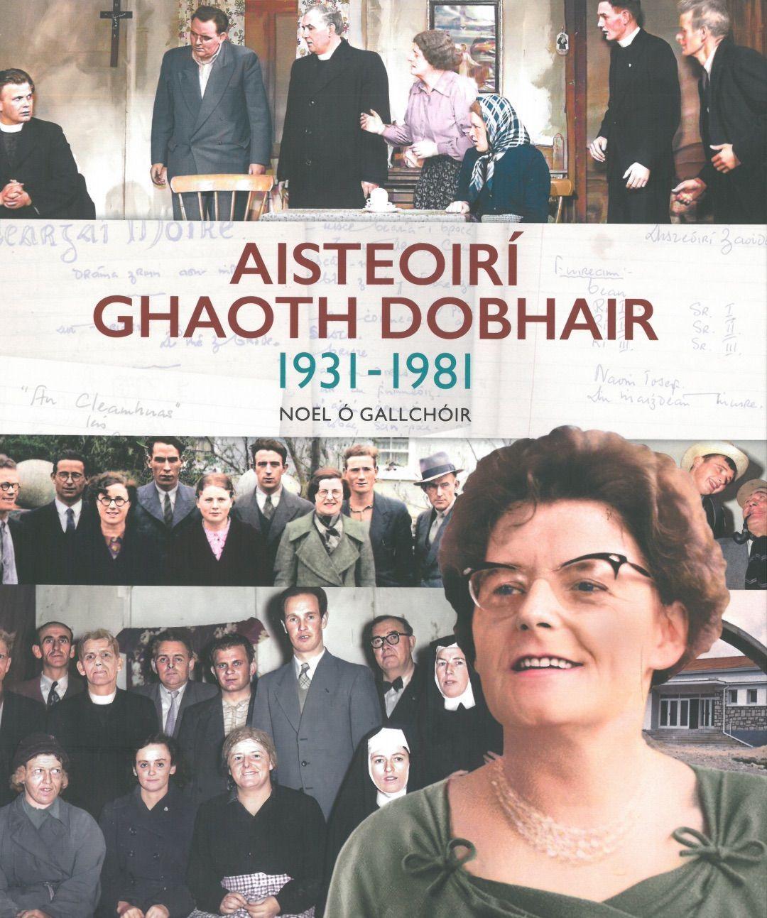 GUTH AN PHOBAIL: Aisteoiri Ghaoth Dobhair, leabhar úr amuigh.