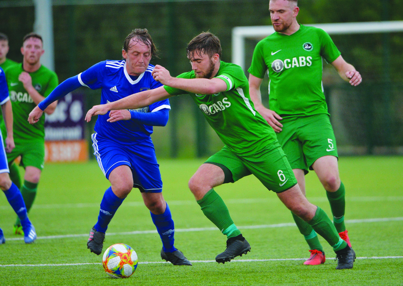 Newington lost out to Dollingstown in last season's INtermediate Cup final