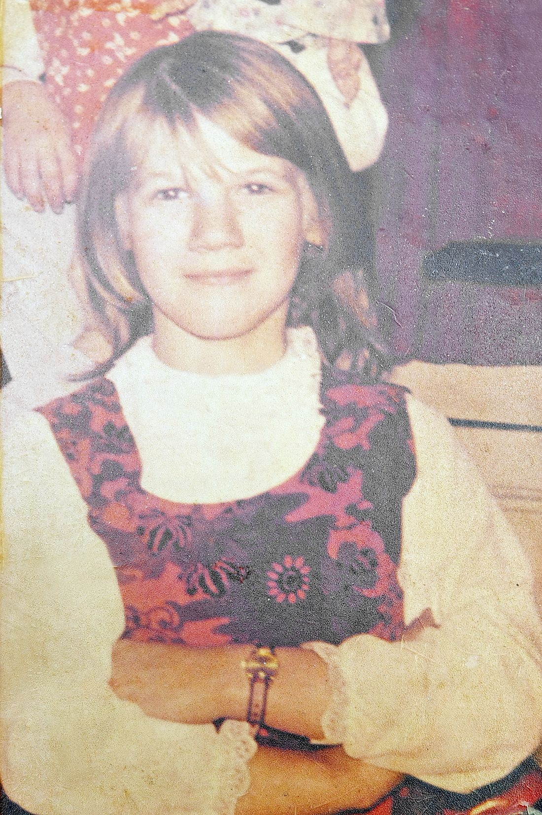 ANNIVERSARY: Martha Campbell was shot dead when she was just 13