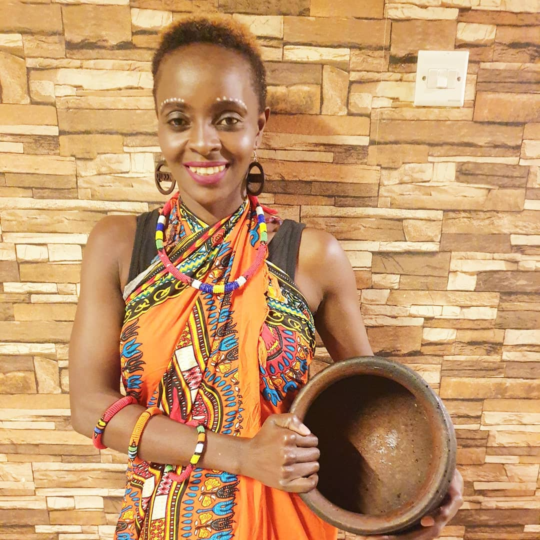 FÁILTE: Anne Njeri has been busy getting used to the way of things in her new home of Armagh