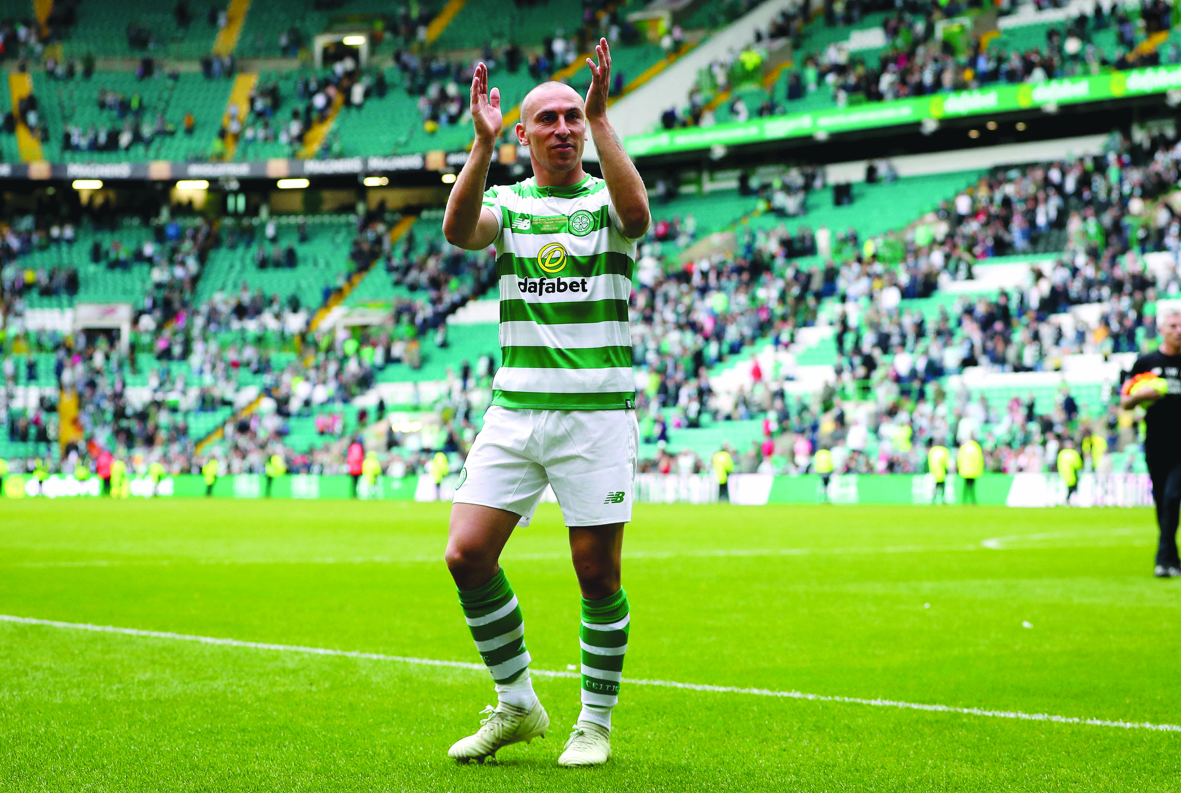 Scott Brown's time at Celtic is over but he will leave with his legacy secure