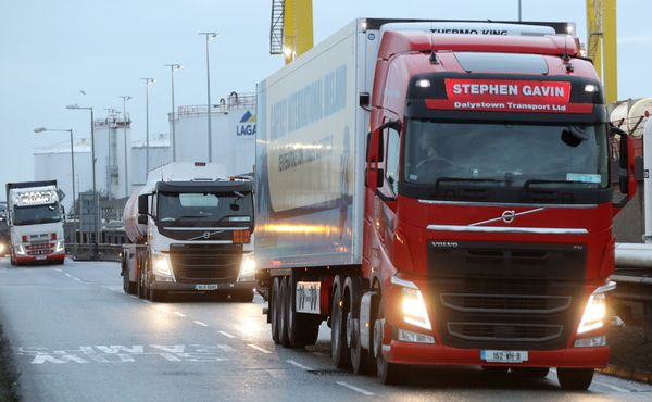 BOOST: Cross-border trade has increased exponentially since Brexit happened