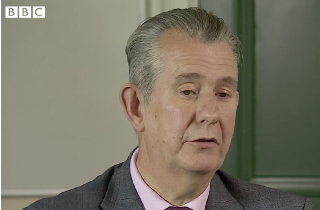 CAREFUL WHAT YOU WISH FOR: Edwin Poots has seen off Arlene Foster but faces real difficulties