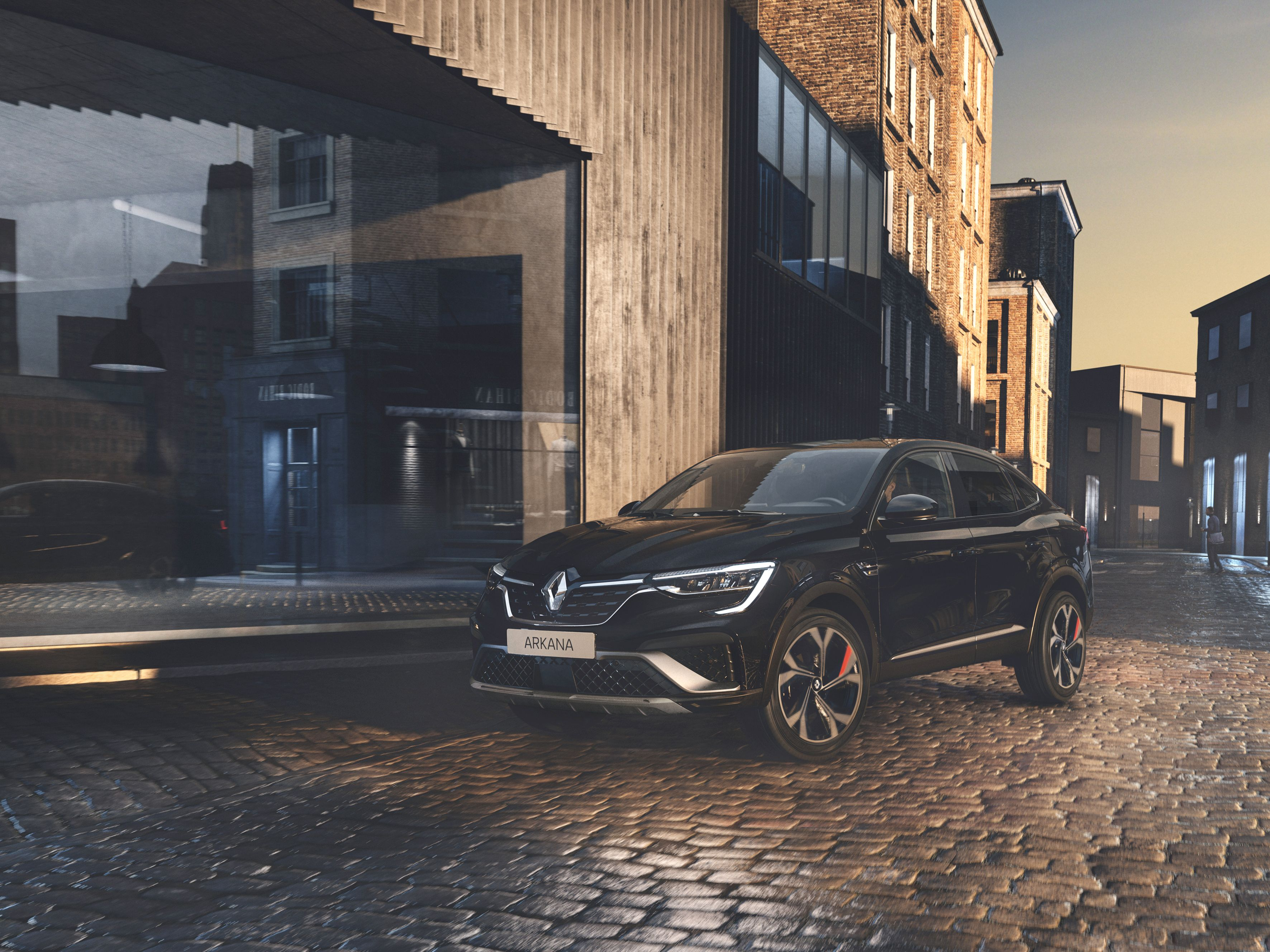 THE all-new Renault Arkana is now available to pre-order online