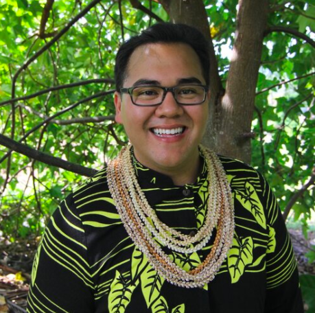 Holeka Inaba, a member of Hawaii's District 8 County Council