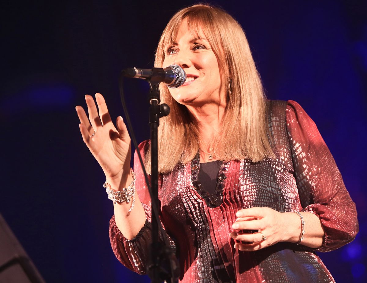 OPPORTUNITY: Ireland's Future Chairperson Frances Black is taking the unity dialogue across Ireland