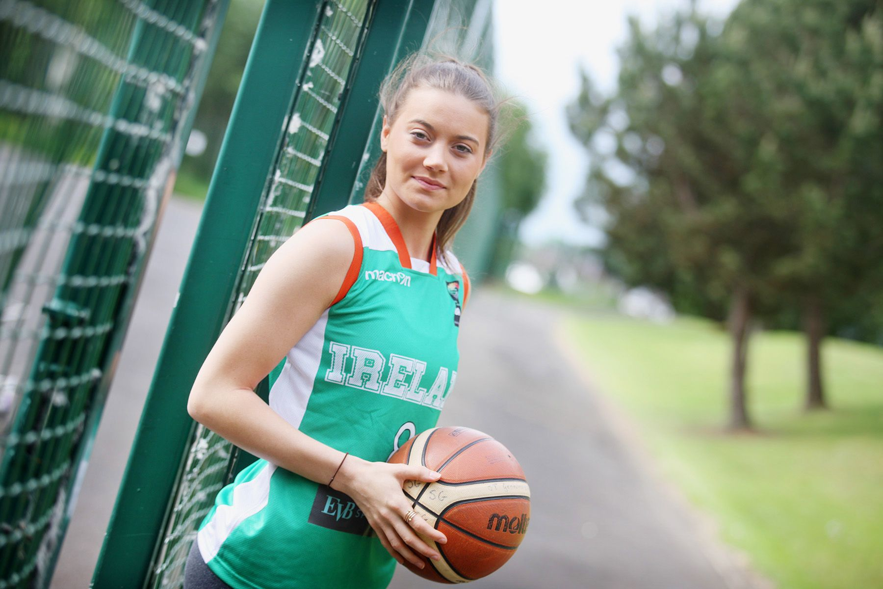 SHOOTING HOOPS: Erin Maguire has been selected for the Under-20 Ireland Basketball team and has been offered a prestigious scholarship for Princeton Prep in New Jersey