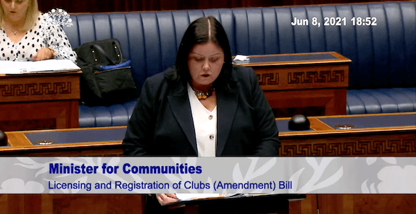 Deirdre Hargey said her proposals aim to \'modernise\' pub opening times