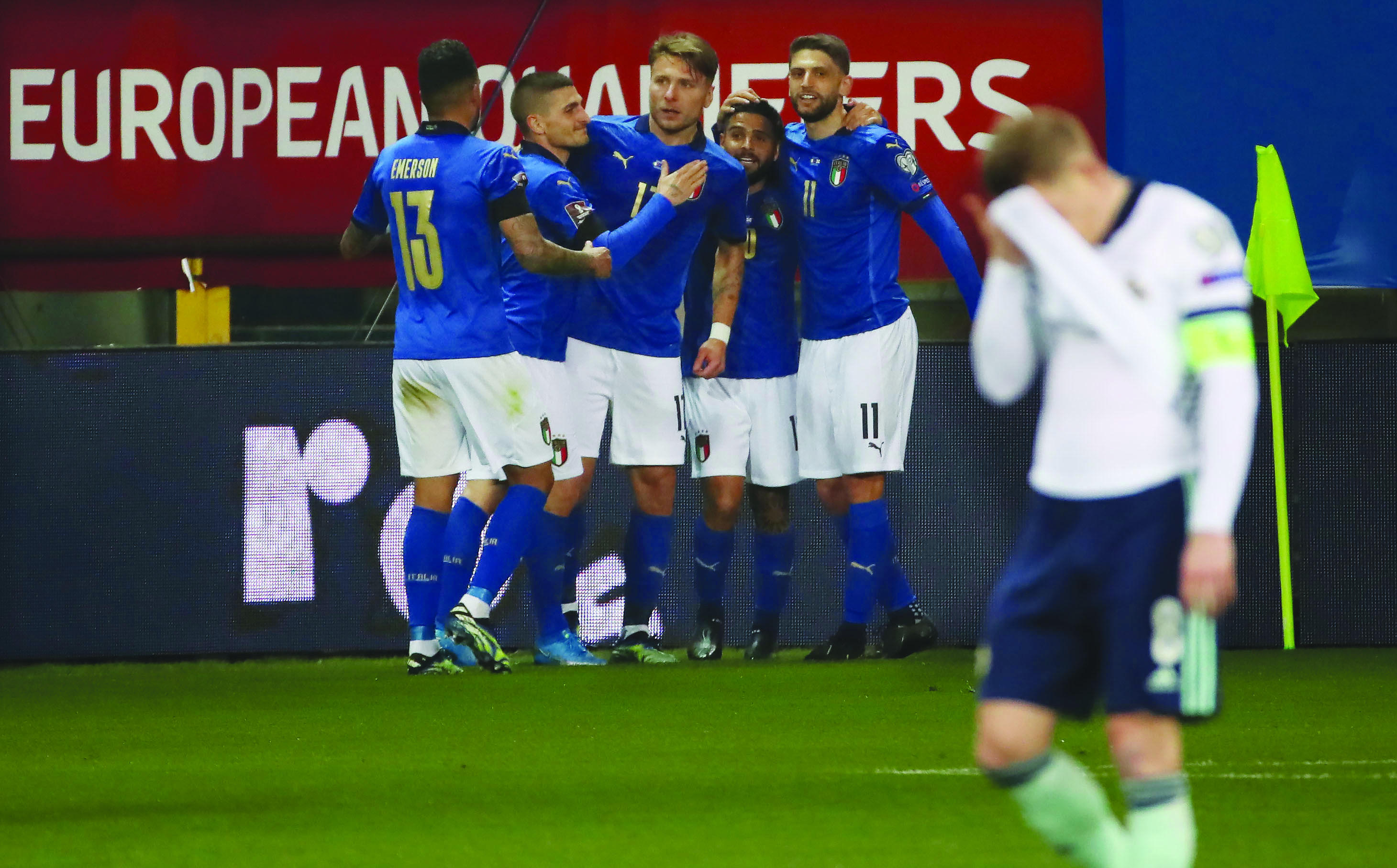 Italy's Ciro Immobile is tipped to be the tournament's top goal-scorer