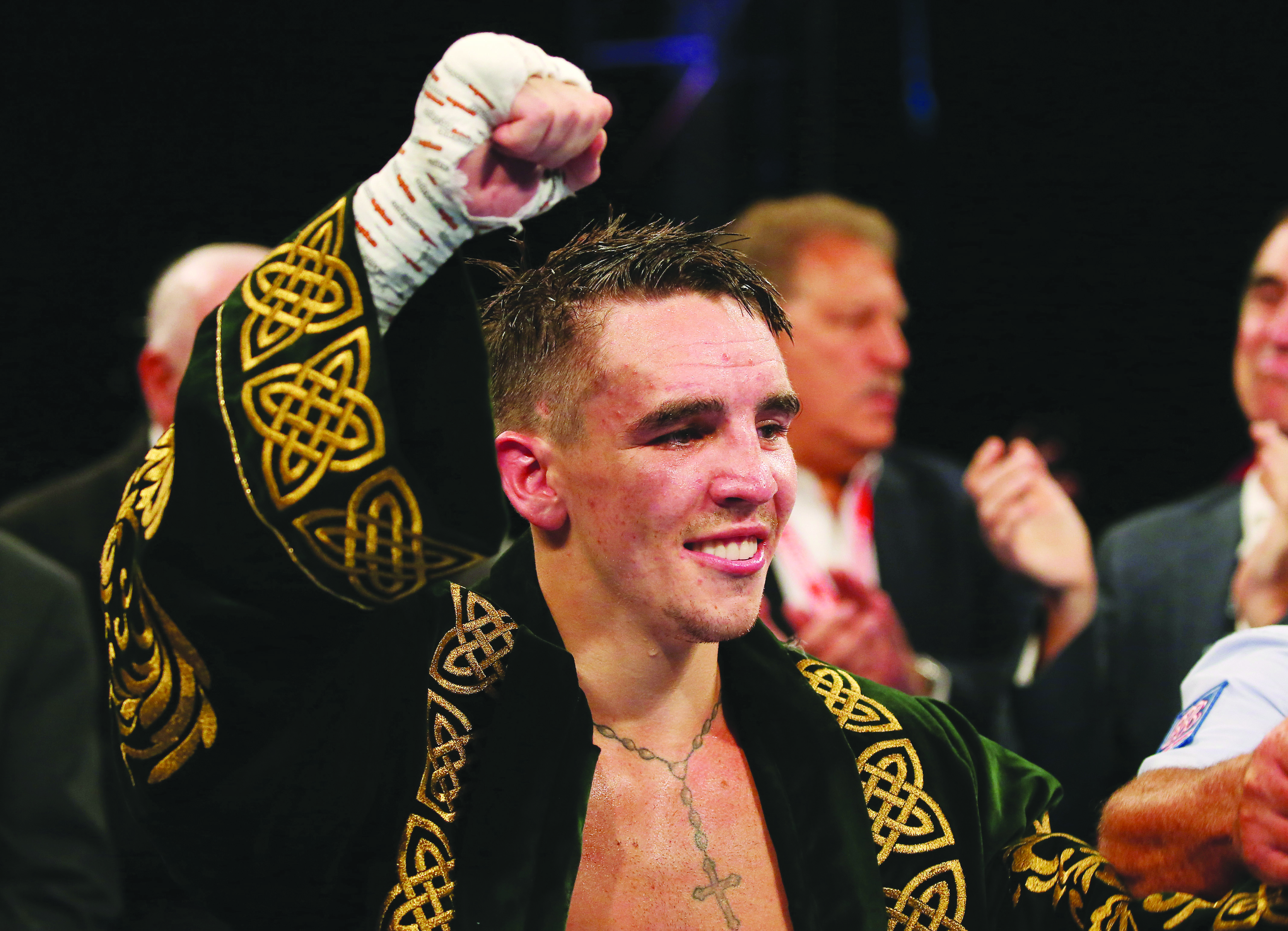 Michael Conlan will top the bill against an ex-world champion at the Féile Fight Night on Friday, August 6
