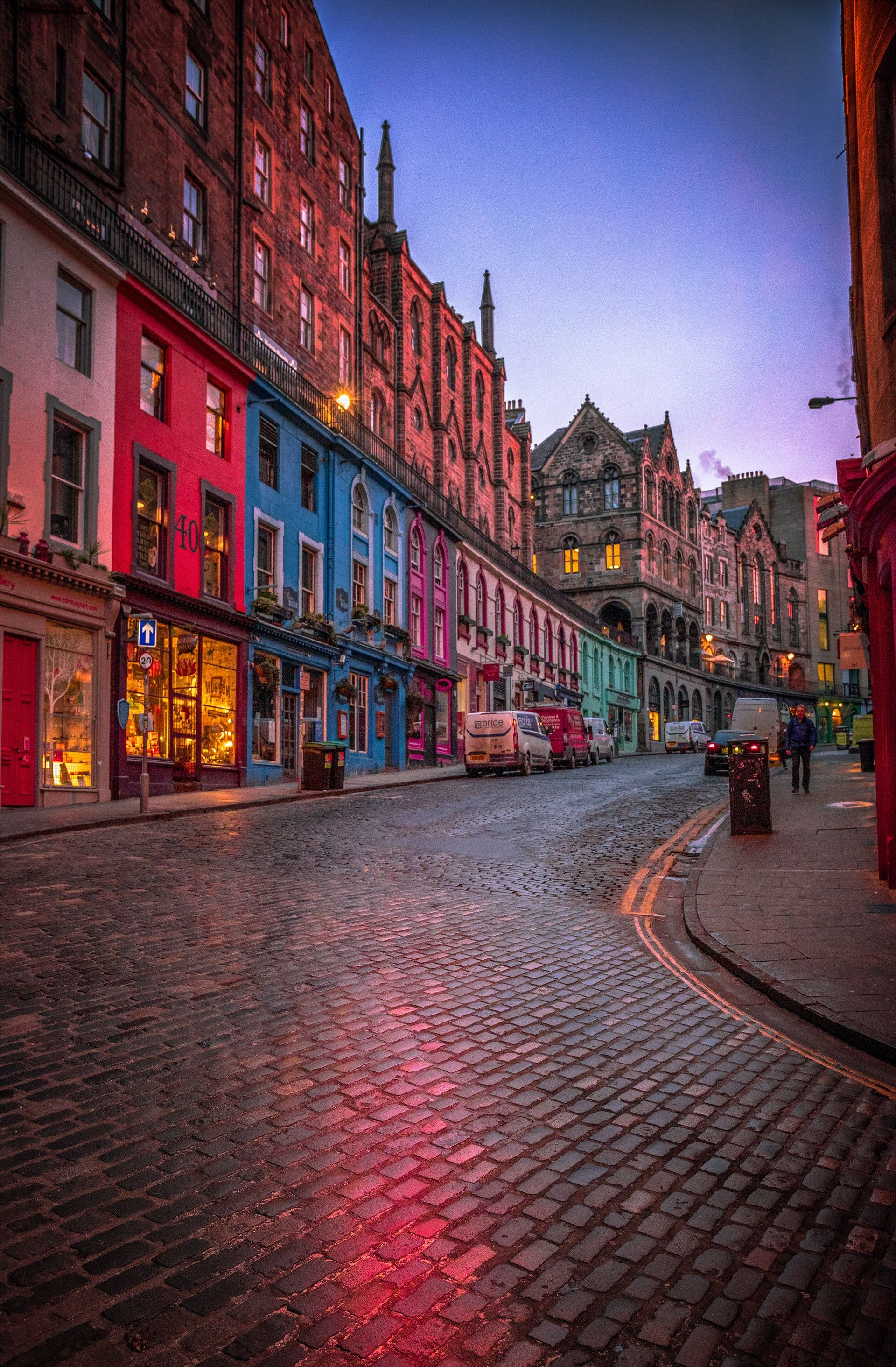 PLAN B: Could Edinburgh be capital of a country enjoying Home Rule?
