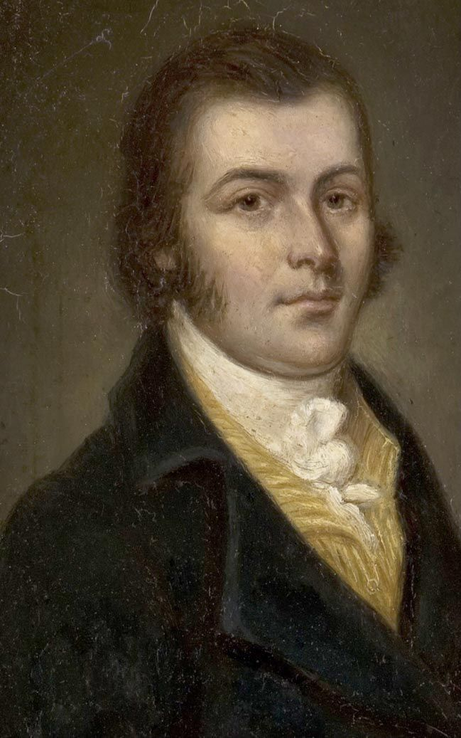 REBEL:Samuel Neilson built a hugely successful drapery business, but moved away from commerce to the cause of Irish freedom