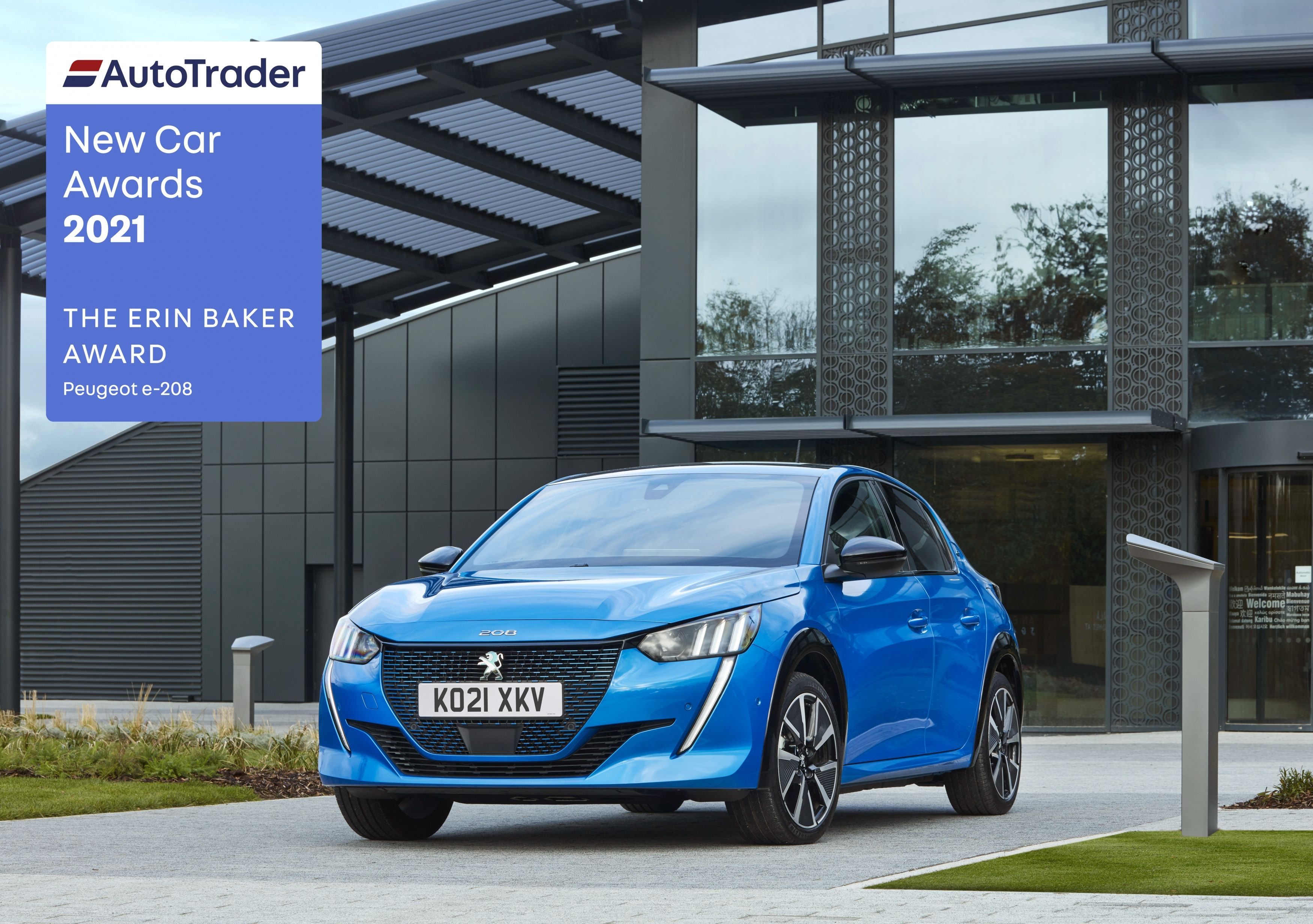 THE Peugeot e-208 and 2008 have won awards at the 2021 DieselCar and EcoCar Top 50 New Car Awards
