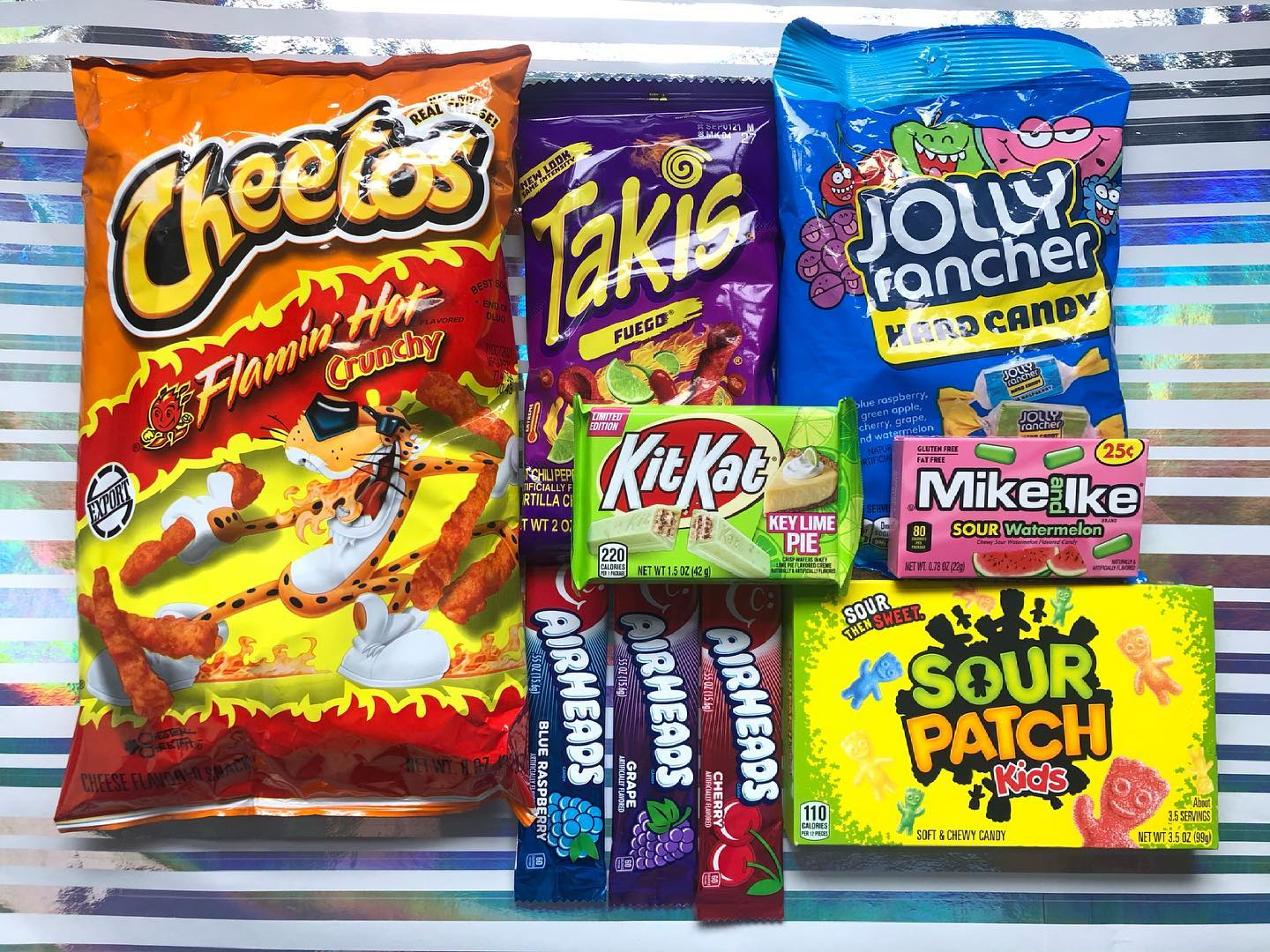 SWEETS AND TREATS: Some of the products available from Sweetie Shack