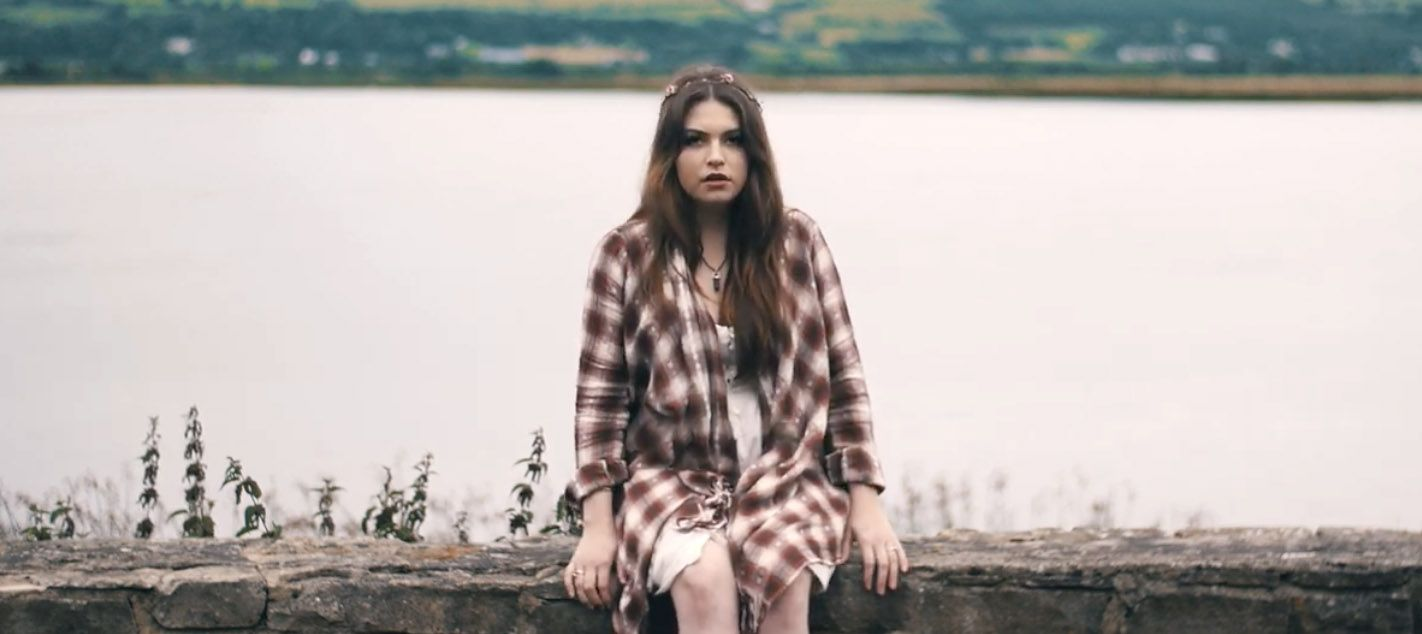 ABOVE: Coming out of the maiden city is Indie folk singer Reevah; ritten in County Clare, the Derry singer is sublime on her latest single 'Wildflower'  BELOW: Limerick hip-hop artist Ra Gerra
