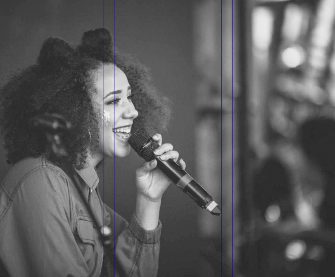 EMERGING STAR: Gemma Bradley is making waves as a singer-songwriter of huge talent