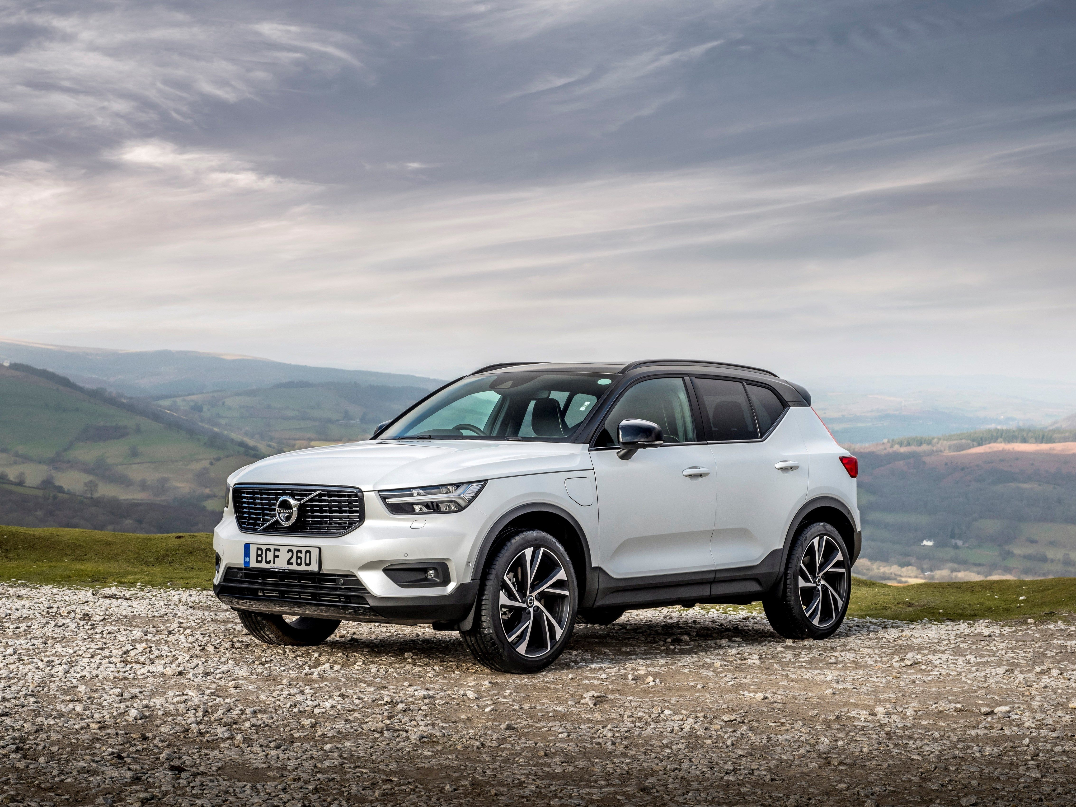 Volvo remain the leaders in the Electric Vehicle Market