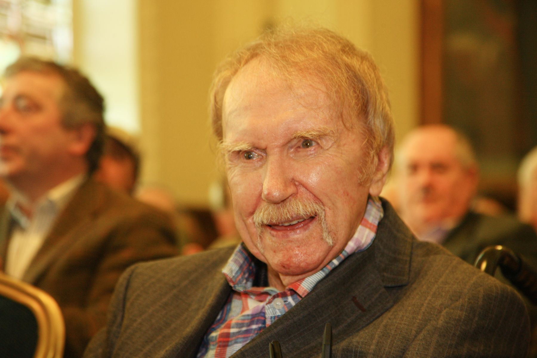 TRIBUTE: Liam Friel is composing a musical work to celebrate the life and work of Pádraic Fiacc