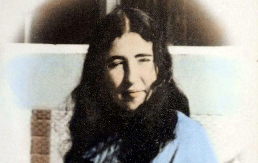 SHOT DEAD: Marian Brown (17) who was shot dead in 1972