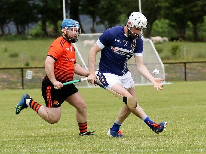 St Gall\'s will hope to remain in the hunt for a top-two finish when they host Armoy this evening