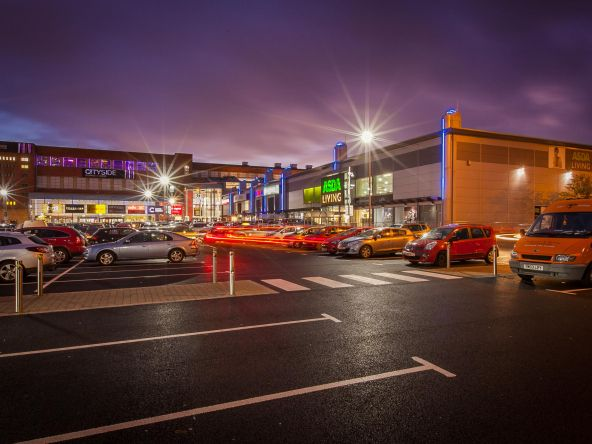 ON THE MARKET: Cityside Retail Park is up for sale