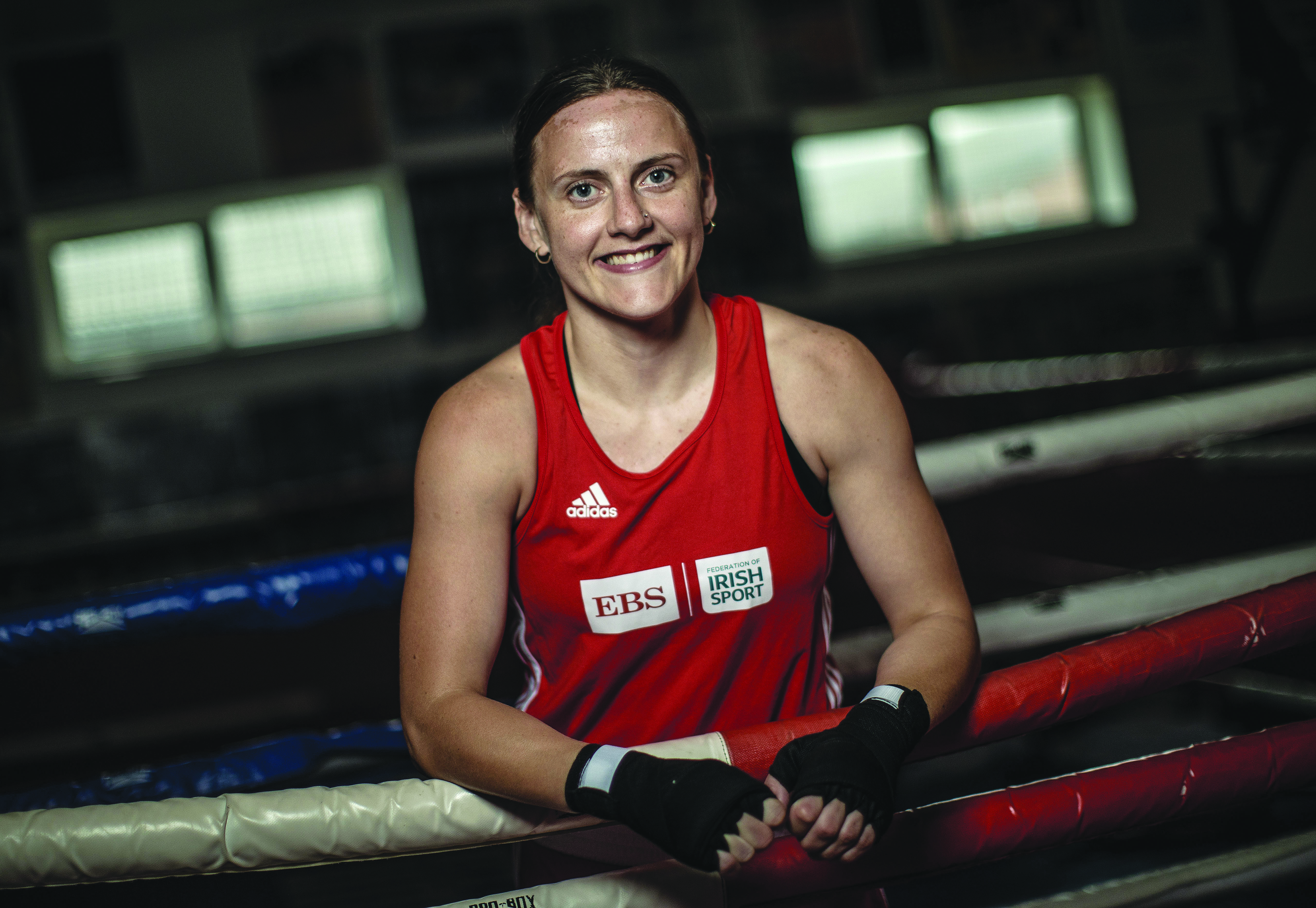 Michaela Walsh insists she wants to finish the year on a high at the World Championships