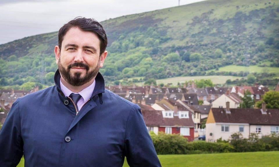 CLIMATE CRISIS: Paul Doherty hit out at the DUP\'s inaction on the climate crisis