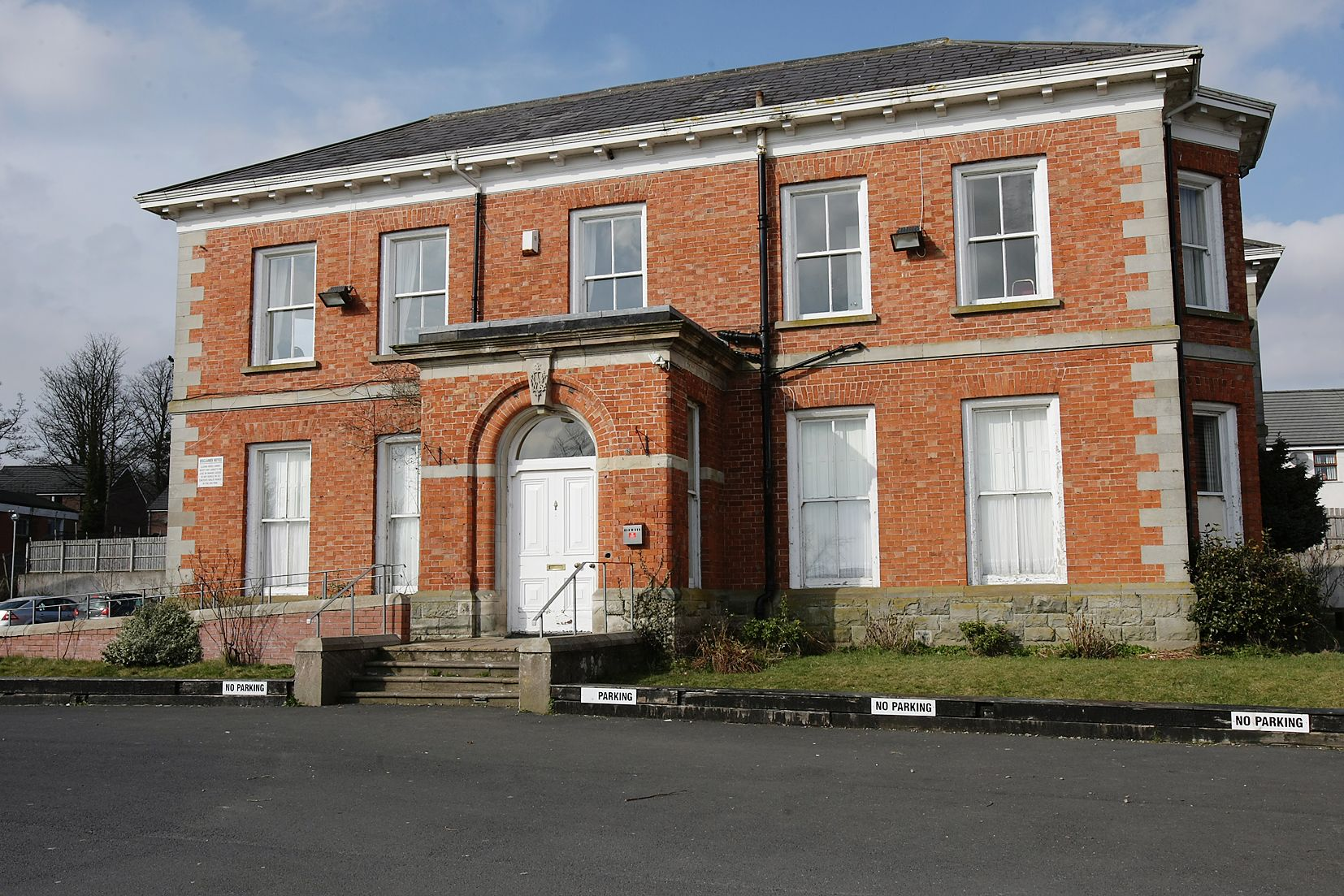 ON YOUR DOORSTEP: The tour will visit a number of historic sites across the Colin area before finishing at Cloona House