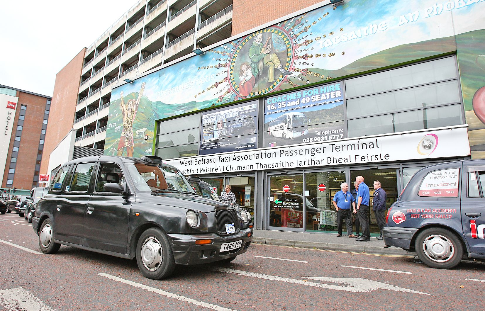 CONCESSIONARY FARES: The Department for Infrastructure has said that discussions are ongoing with Belfast Taxis CIC to extend the concessionary fares to their services